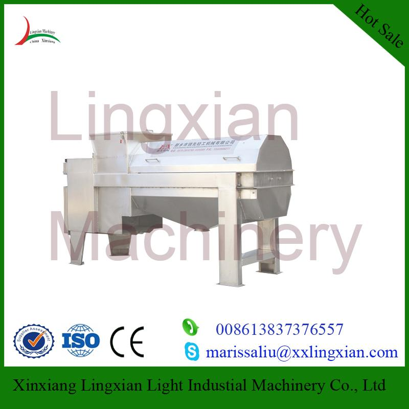 Industrial Cherry Pitters fruit juice processing machinery 4