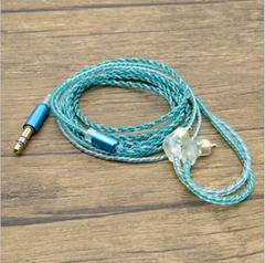 東莞發燒線材代工鍍銀耳機線