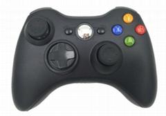 NYGACN尼嘉xbox360無線藍牙雙震動遊戲手柄