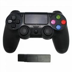 NYGACN尼嘉PS4無線遊戲手柄USB無線2.4G手柄
