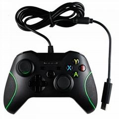 NYGACN尼嘉Xbox one有線震動遊戲手柄