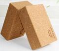 cork yoga brick/basic yoga tools