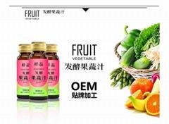果蔬酵素液