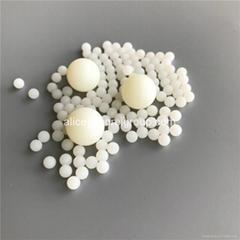 Nylon Solid plastic balls PA6 PA66 good resistance plastic balls