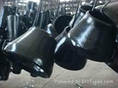 En 10253-2 Carbon Steel Pipe Fittings Reducer