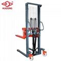 1T 1.6m manual forklift for sale