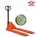 wholesale ac pump 1.5ton nylon wheel