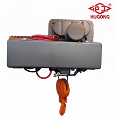 1T portable rope electric hoist CD1 R