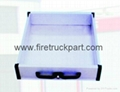 Fire Fighting Truck Aluminum Drawer