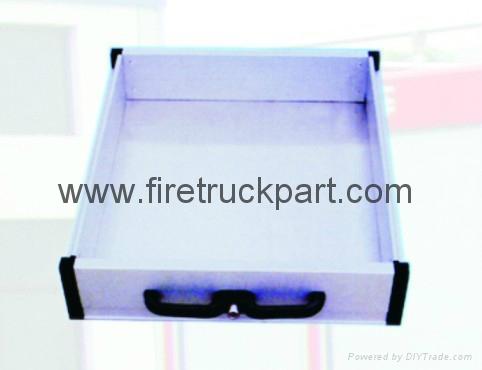 Firefighting Truck Drawer Fire Truck Accessory