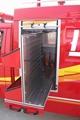 Firefighting Truck Part Accessories Aluminum Vertical Pallet Tray 5