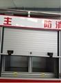 Roll Up Door For Emergency Vehicles Cargo Truck Sliding Door