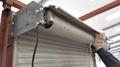 Fire Truck Aluminum Roller Shutter Door Truck Roll Up Door Vehicle Shutter Door  2