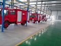 Fire-Fighting Truck Aluminum Roller Shutters Roll up Door Blind Curtain