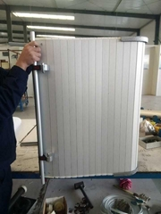 Fire Control Equipment Aluminium Shutter Roll up Door