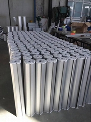 Fire Protection Aluminum Roll-up Door for Various Truck Vehicles