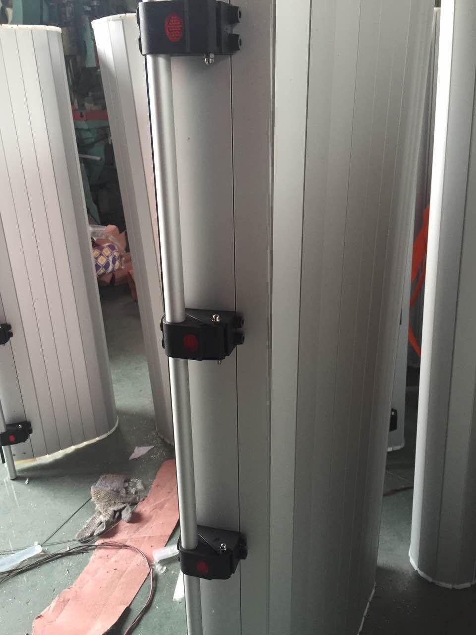 Aluminium Roller Door Rolltop roll up door for Truck  2