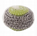Hot-Selling Good Quality Custom Made Stainless Steel Pan Scourers