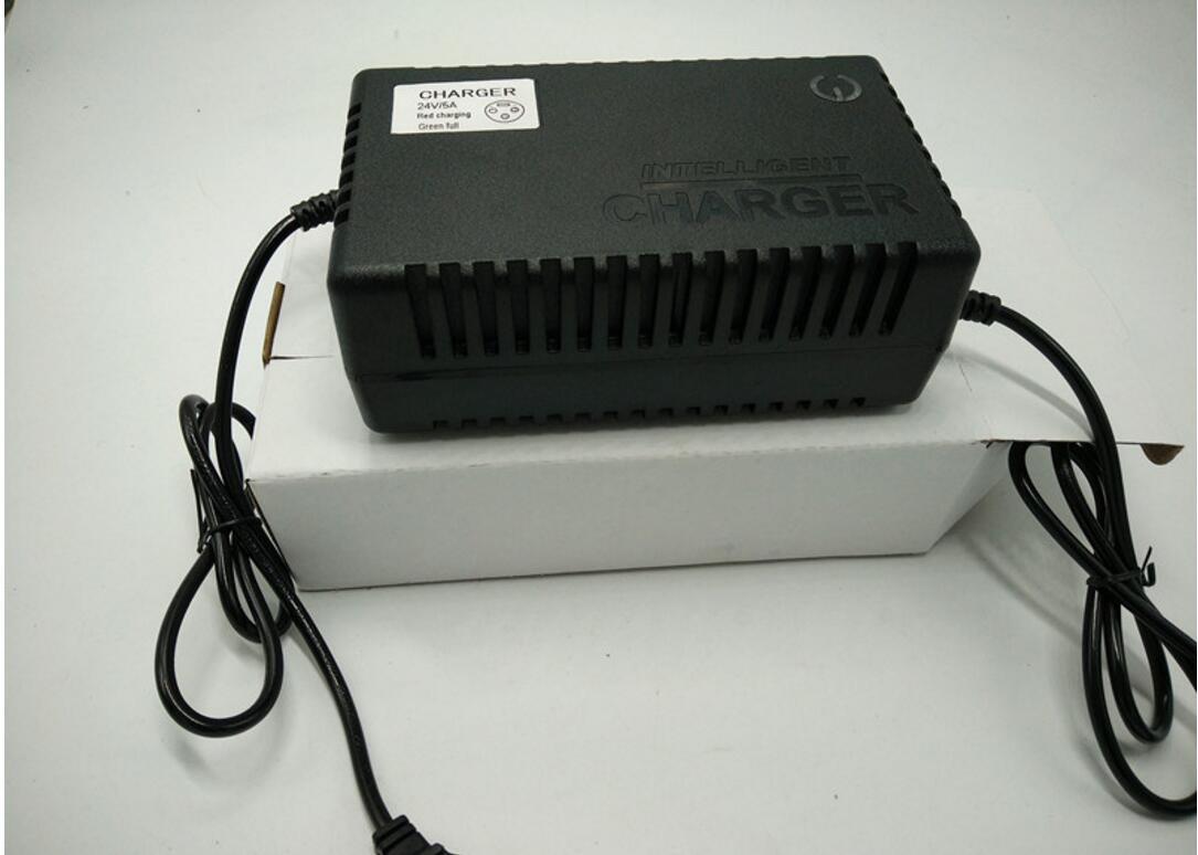 Three-Steps 48V20ah Valve Regulated Sealed Lead Acid Battery Charger 1