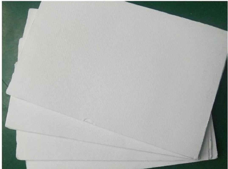 Fiberglass Battery Separator 2 Yellow Lines Insulation Paper 3