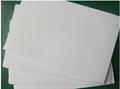 Fiberglass Battery Separator 2 Yellow Lines Insulation Paper