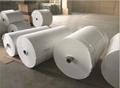 Lead Acid AGM Glass Mat Storage Battery Separator Insulation Sheet 2