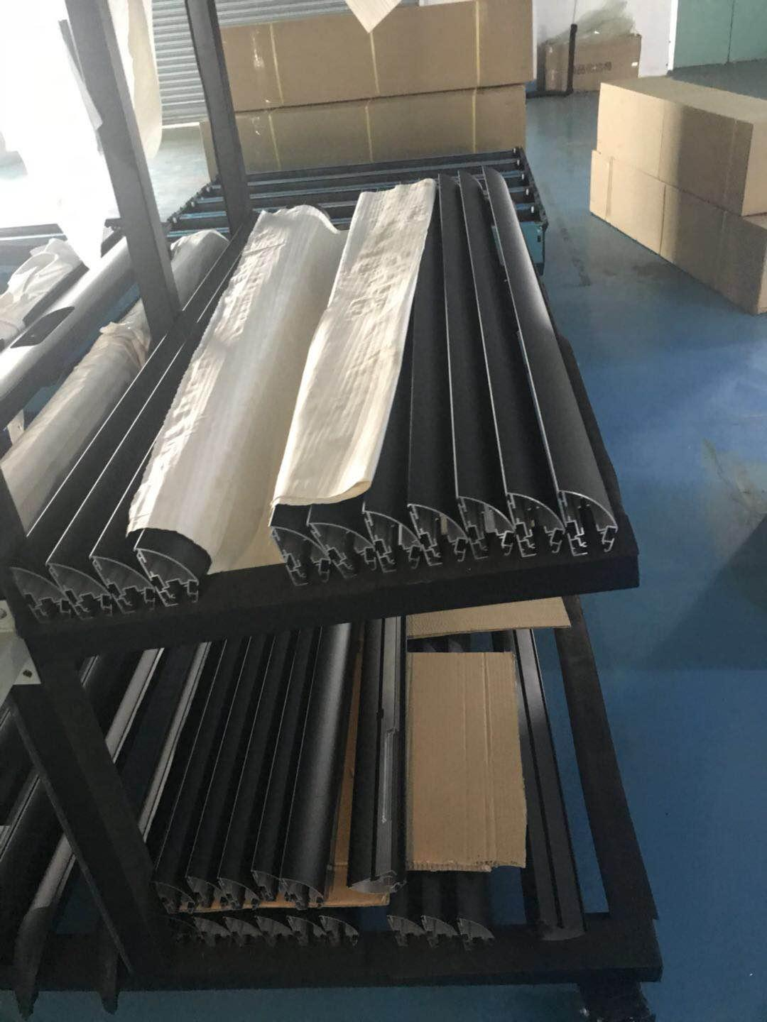 Automatic Aluminium Roller Shutter for Special Vehicles 3