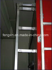 Automatic Rolling Shutter/Polycarbonate Roll up Door/Transparent Roller Shutter