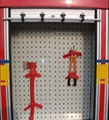 Special Vehicles Automatic Rolling Shutter Doors (Fire Truck Parts)