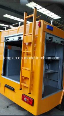 Fire Control Equipment Aluminum Rolling Shutter Door (Emergency Trucks) 1