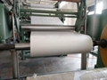 Fiber Glass Wool Electrical Insulation AGM Battery Separator 1