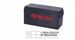 AGM Solar Cell Battery VRLA Battery 2V750ah