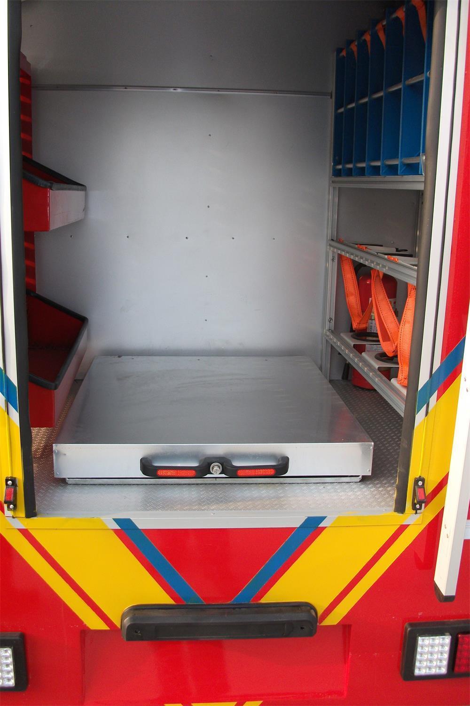 Firefighting Truck Equipment/Sepcial Vehicle Equipment 4