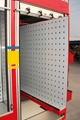 Emergency Rescue Truck / Firefighting Vehicles Aluminum Drawers 4