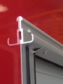 Fire Equipment Aluminium Roll-up Door Cargo Truck Roller Blind Shutter 2