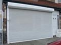 Industrial Plastic Roll up Door, PVC Rolling Door