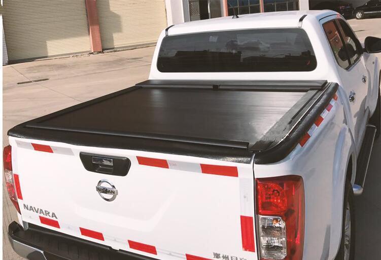 Emergency Truck Aluminum Alloy Rolling Shutter Roll up Blind 2