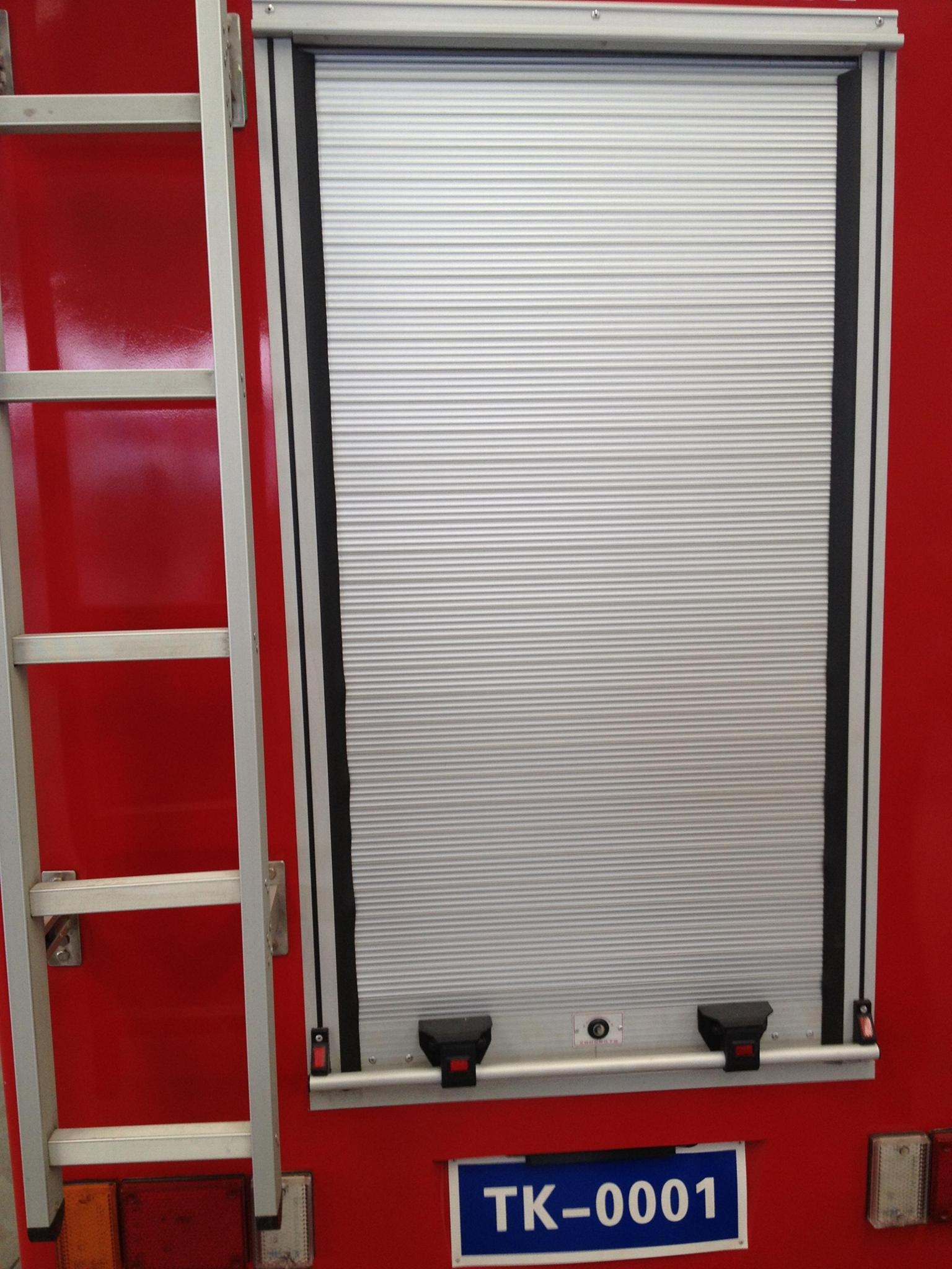 Truck Body Aluminum Roll up Door 1