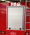 Firefighting Truck roll up doors/ Trailer Rolling Shutter Blind 3