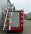 Trailer Roll up Door/Roller Shutter For Fire Vehicle/Truck