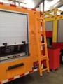 Fire Fighting Truck Parts Accessories Aluminum Ladder Pallet 3