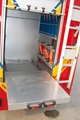 Fire Control Equipment Emergency Rescue Truck Inner Parts Vertical Pallets