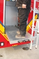 Emergency Rescue Truck Parts Special Vehicles Accessories Aluminum Ladder