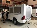 Special Vehicles Rescue Truck Aluminum