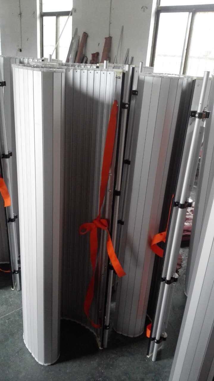 Emergency Truck Aluminum Roller Shutters Rolling Door 1