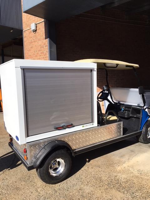 Emergency Truck Aluminum Roller Shutters Rolling Door 3