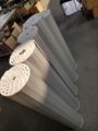 Aluminum Wind Resistant Bullet Proof Vertical Rolling Shutter Garage Door