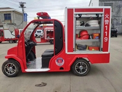 Small fire vehicles roll up door aluminum roller shutter