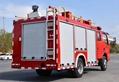 Small fire vehicles roll up door aluminum roller shutter 2