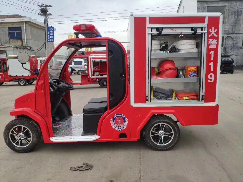 Small fire vehicles roll up door aluminum roller shutter 4
